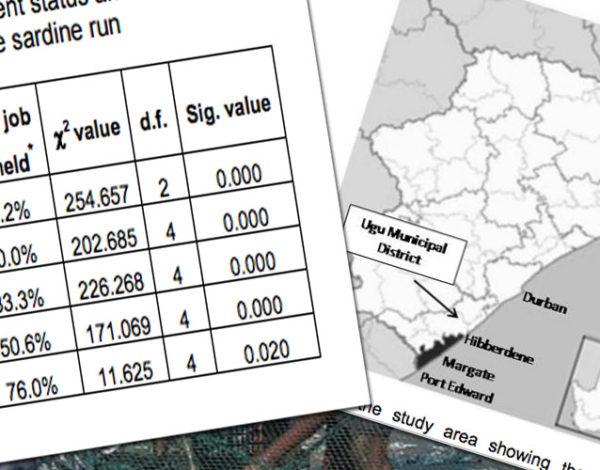 Socio-economic implications of the KwaZulu-Natal sardine run for local indigenous communities